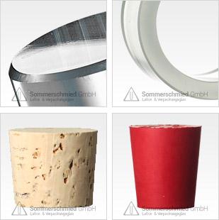 Glasrohr, Glaszylinder, Glasröhrchen, Duranglasrohr, Glasstäbe, Rohr aus Glas
